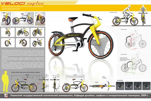 Современный рынок велосипедов