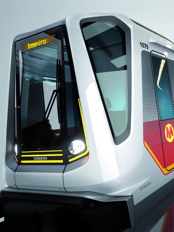 В первую очередь, новые поезда